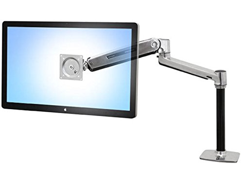 The Best LX HD SIT-STAND DESK MOUNT LCD ARM