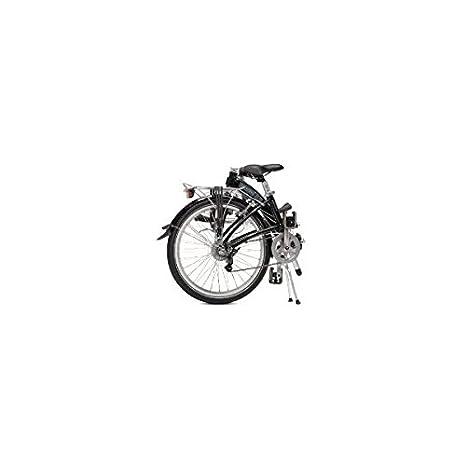 Dahon bicicleta plegable Briza D8 Shadow Incluye portaequipajes/61 cm/8gang/Bomba: Amazon.es: Deportes y aire libre
