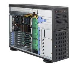 SuperMicro 1533 4U SC745TQ-920B 920W / 12GB RAM Server/ Work