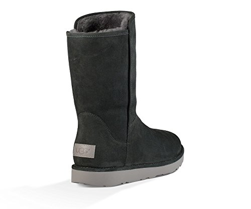 UGG Womens Abree Short II Rain Boot Grigio Size 7 2K6NUy