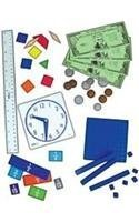 Read Online Harcourt School Publishers Math: Student Manipulative Kit Grade 3-4 1st edition by HARCOURT SCHOOL PUBLISHERS (2004) Paperback pdf