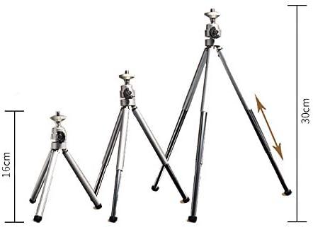 Coolux - Mini trípode portátil Ligero para cámaras réflex ...
