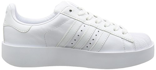 adidas Superstar Bold W, Zapatillas Para Mujer footwear white-footwear white-core black