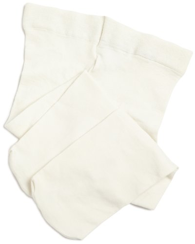 Jefferies Socks, LLC Baby-girls Newborn Pima Cotton Tights