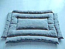 Pet Comfort Beds Pocket Bed Medium 35x23 Dream Blue