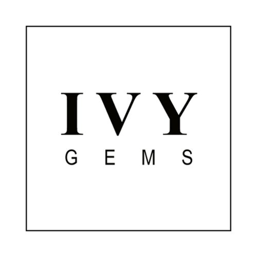 Ivy Gems - 123P0449-07 - Collier Femme - Or Jaune 375/1000 (9 Cts) 0.754 Gr - Emeraude/Diamant