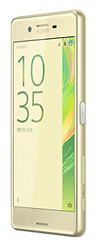 Sony Xperia X Performance unlocked smartphone,32GB Lime Gold (US Warranty)