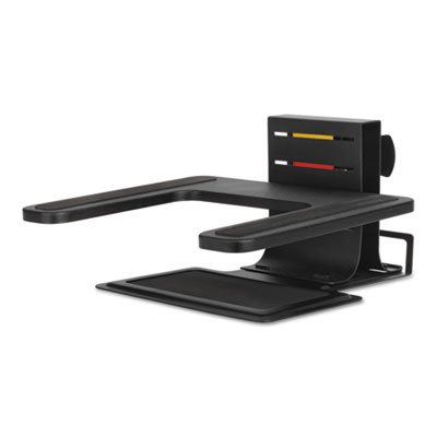Adjustable Laptop Stand, 10'''' x 12 1/2'''' x 3'''' - 7''''h, Black, Sold as 1 Each by Kensington