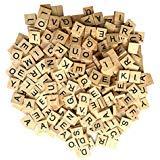 (Maggift Wooden Letter Tiles (300 Pieces))
