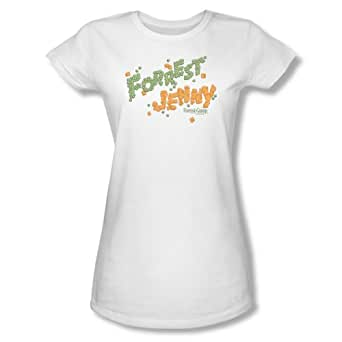 Amazon Com Forrest Gump Womens Peas And Carrots T Shirt