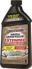 SPECTRUM HG-95963 SPECTRACIDE WEED & GRASS KILLER SEASON LONG, CONCENTRATE (1 PER (Season Long Grass)