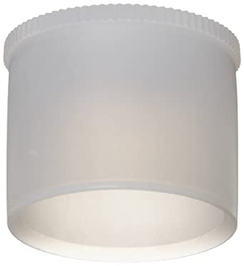 Kapsto 200 Z 20 x 14 Polyethylene Protective Cap, Natural, 20 mm Tube OD (Pack of 100)