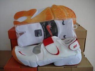 Accesible Sangriento farmacéutico  Nike Air Rift Mens White with red Size 7 UK: Amazon.co.uk: Kitchen & Home
