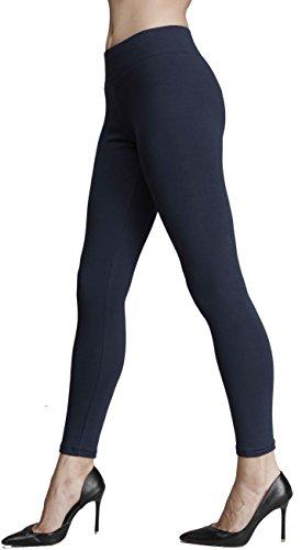 Seawhisper XL XXXL Waistband Cotton Spandex Leggings product image