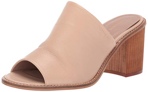 Chinese Laundry Women's Carlin Mule, Natural Leather, 6.5 M US