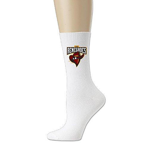 JOKEme LA Renegades Logo Athletic Football Soccer / Sports Socks]()