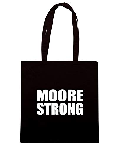 Borsa Speed MOORE Nera OLDENG00588 Shopper Shirt STRONG qfwfx5zP