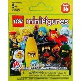 Set of 6 Sealed LEGO Minifigures Series 16 Blind Bags 71013