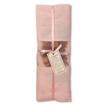 elizabethW 73013SET Cedar Drawer Liner in Pink Linen - Set of 2 by elizabethW
