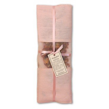 elizabethW 73013SET Cedar Drawer Liner in Pink Linen - Set of 2