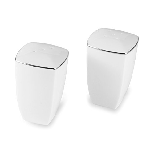 Mikasa, Couture Platinum Salt And Pepper Set