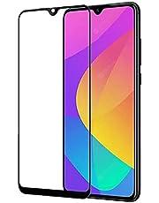 Película Full Cover Xiaomi Mi A3 3d - Acompanha Kit Limpeza Ya Acessórios
