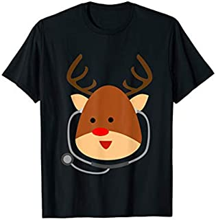 [Featured] Funny Doctor Nurse Christmas Gift Reindeer Doctor Ugly Xmas in ALL styles | Size S - 5XL