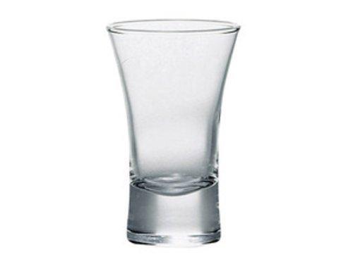 Set of 6 3.9 oz. Toyo Sasaki Glass Tall Sake Cups