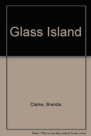 book cover of Glass Island