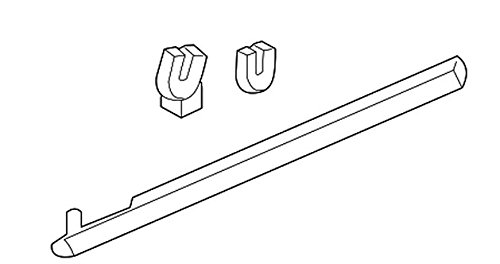 Genuine Honda 72450-S9V-A01 Door Molding