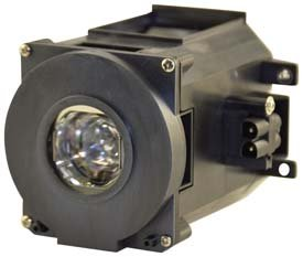 Replacement For BATTERIES AND LIGHT BULBS NP21LP Projector TV Lamp Bulb