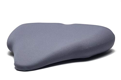 SITTS Posture Wedge 3.5 inch tilt in Original Foam l Pain Relief and Sciatica Pain Reduced with Corrective Posture & Balance, Office Chair, Meditation, and carseat