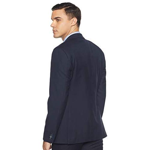 31HtLpQoUXL. SS500  - Raymond Men's Notch Lapel Slim fit Blazer