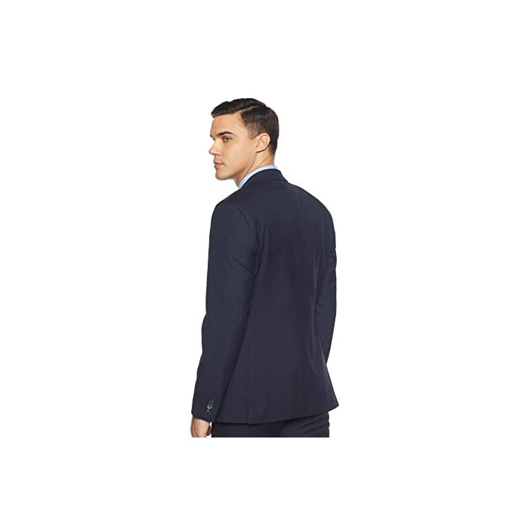 31HtLpQoUXL. SS768  - Raymond Men's Notch Lapel Slim fit Blazer