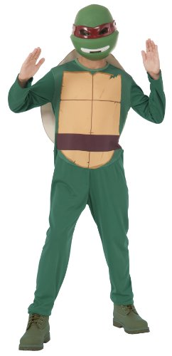 Teenage Mutant Ninja Turtles Raphael Action Costume Set (Ninja Turtles Costume For Women)