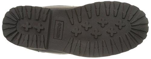 Columbia YOUTH LEWIS RIDGE - botas de senderismo de piel Niños^Niñas marrón - Braun (Cordovan 231)