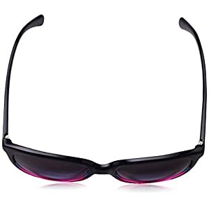 Emporio Armani Women's 0EA4110 56334Q 55 Sunglasses, Violet/Blue/Strawberry/Violetgradientgrey