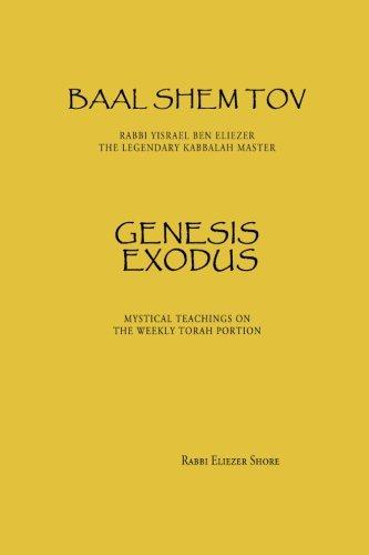 Baal Shem Tov Genesis Exodus (Volume 1)