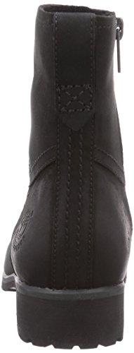 Timberland  Putnam FTW_EK Putnam Zip Ankle WP Boot, bottes chelsea femme Noir - Schwarz (Black Nubuck)