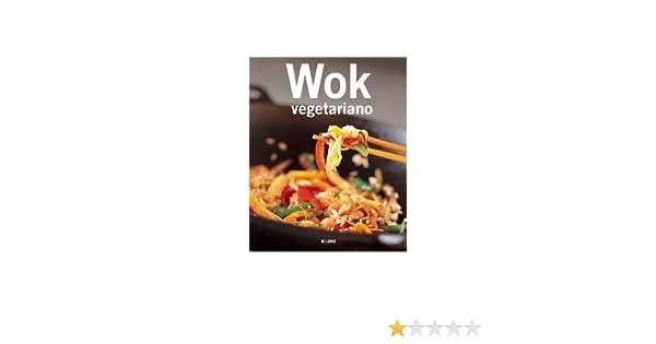 Wok vegetariano (Cocina tendencias series): Blume: 9788480765039: Amazon.com: Books