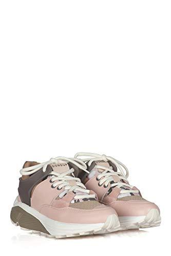 Sneakers Dondup Hs001 Y00001 Rose Femme estate 568 Couleur 2019 Primavera dwHqUCwTS