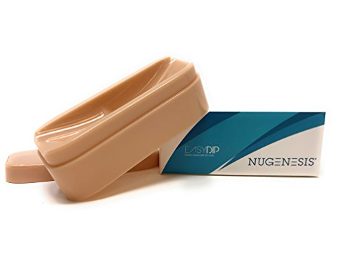 Nugenesis French Manicure Dip Case for Dipping Powder