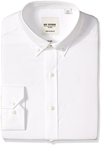 Ben Sherman Oxford Button Down Collar