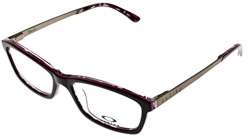 Oakley Women Eyeglasses Designer Render Double R Rectangular 1089 - Oakley Glasses Discount