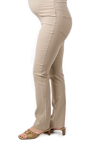 Chiaro Pantaloni Marrone Christoff Basic Donna pazxxqUf