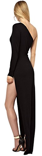 Rot Damen Drasawee One Rot Shoulder Kleid dwTTxrqX