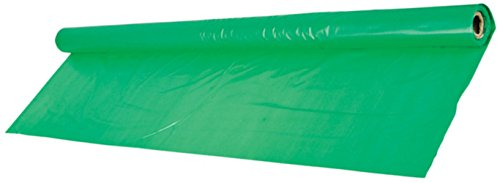 Polyvinyl 40''in x 100'ft Banquet and Picnic Table Rolls - GREEN by NINGBO (Image #1)