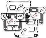 Cometic C9765 Rocker Box Gasket Kit/Clutch Cover Gasket