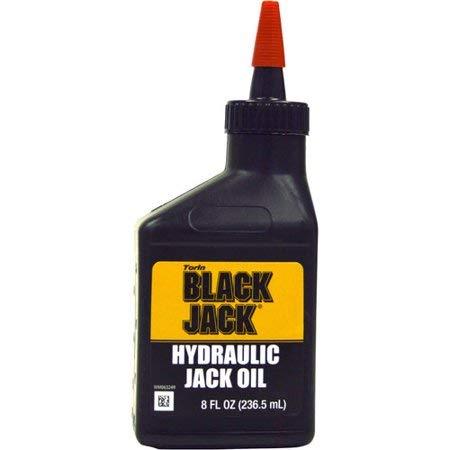 - ACCEL Black Jack Hydraulic Jack Oil, 8 fl oz