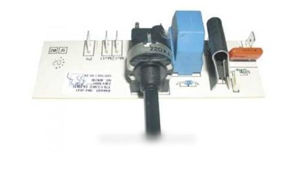 Thermor – platino regulador 7942 – 3231 para campana Thermor: Amazon.es: Hogar